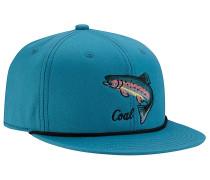 The Wilderness SP Snapback Cap - Blau