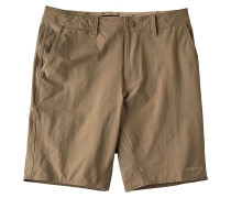 Stretch Wavefarer Walk - 20 - Shorts - Beige