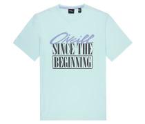 Since - T-Shirt - Blau