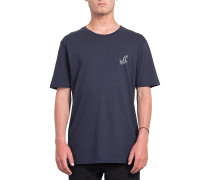 Lopez Web Basic - T-Shirt - Blau