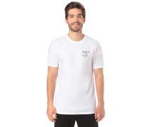 Turtle - T-Shirt - Weiß