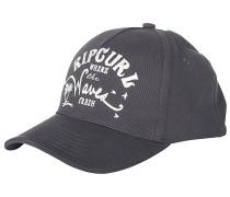 Waves Snap Tab - Snapback Cap - Grau