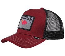HFT Trek a Patch Trucker Cap - Rot