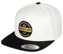 Firm Chowder - Snapback Cap - Weiß