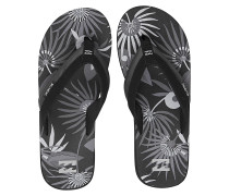 All Day Impact Print - Sandalen - Schwarz