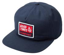 Righteous Snapback Cap - Blau