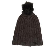 Cold Forest - Mütze - Schwarz