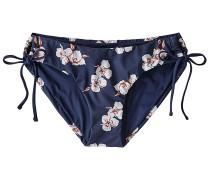 Side Tie Bottoms - Bikini Hose - Blau