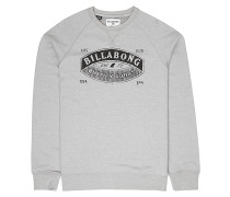 Guardiant Crew - Sweatshirt - Grau