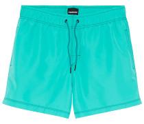 Badehose - Boardshorts - Grün