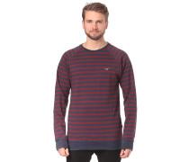 Classic Stripe 2 - Sweatshirt - Blau