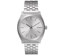 Time Teller - Uhr - Silber