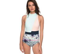 Pop Surf Fashion - Badeanzug - Blau