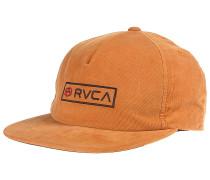 Andrew Reynolds Strapback Cap - Orange