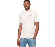 28 Art - Polohemd - Weiß