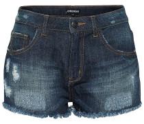 Jeans Hot Pants - Jeans - Blau