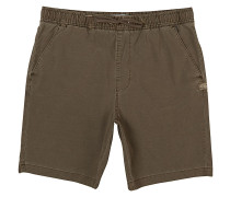Larry Layback Ovd - Shorts - Braun