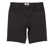 Outsider Denim - Shorts - Schwarz