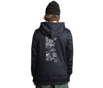 Basquiat Thermal Fleece - Kapuzenpullover