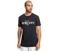 Ftloi - T-Shirt - Schwarz