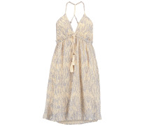 Dress - Kleid - Beige