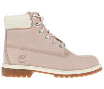 6 inch Premium Stiefel - Lila
