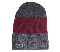 Trio Mütze - Grau