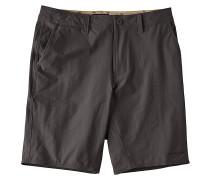Stretch Wavefarer Walk - 20 - Shorts - Schwarz