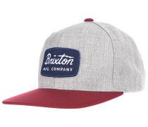 Jolt Snapback Cap - Grau