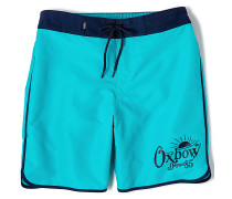 Garza - Boardshorts - Blau
