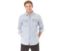 3301 Slim Shirt Lt Wt Craser 7 Oz - Hemd