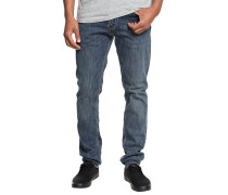 Distorsion Rinse - Jeans - Blau