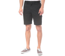 Authentic Stretch - Chino Shorts - Schwarz