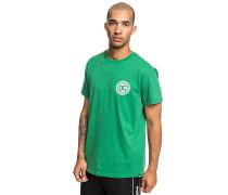 Circle Star - T-Shirt - Grün