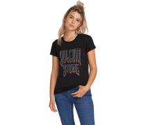 Easy Babe Rad 2 - T-Shirt - Schwarz