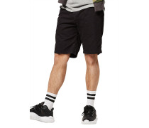 Friday Night - Chino Shorts - Schwarz