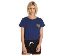 Zap Crew - T-Shirt - Blau