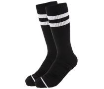 Sports Socks Double Pack Socken - Schwarz