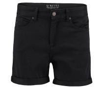 5 Pocket - Shorts - Schwarz
