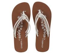 3 Strap Disty - Sandalen - Weiß