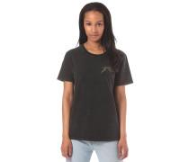 Sleeve Gothic R - T-Shirt - Schwarz