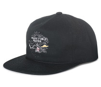 Lazy Skull - Snapback Cap - Schwarz
