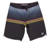 Fifty50 X 19 - Boardshorts - Schwarz