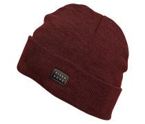 Disaster - Mütze - Rot