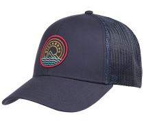 Walled Adiv Trucker Cap - Blau