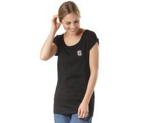 Bye Kitty - T-Shirt - Schwarz