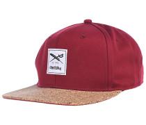 Exclusive Cork Snapback Cap - Rot