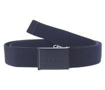 Clip Tonal Gürtel - Blau