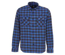 Rock Hall - Hemd - Blau