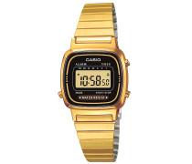La670Wega-1Ef - Uhr - Gold